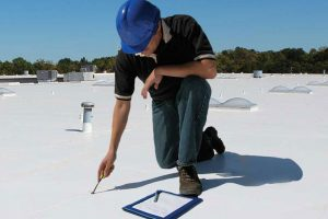 commercial roofing azle tx